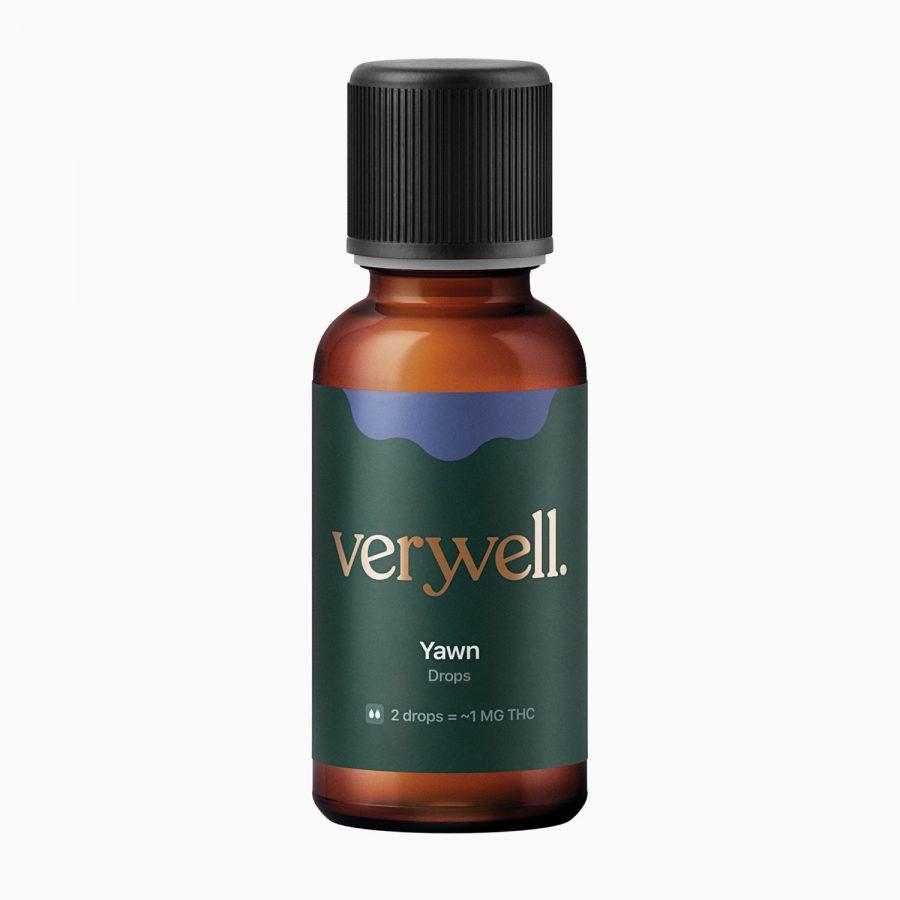 verywell yawn cannabis oil