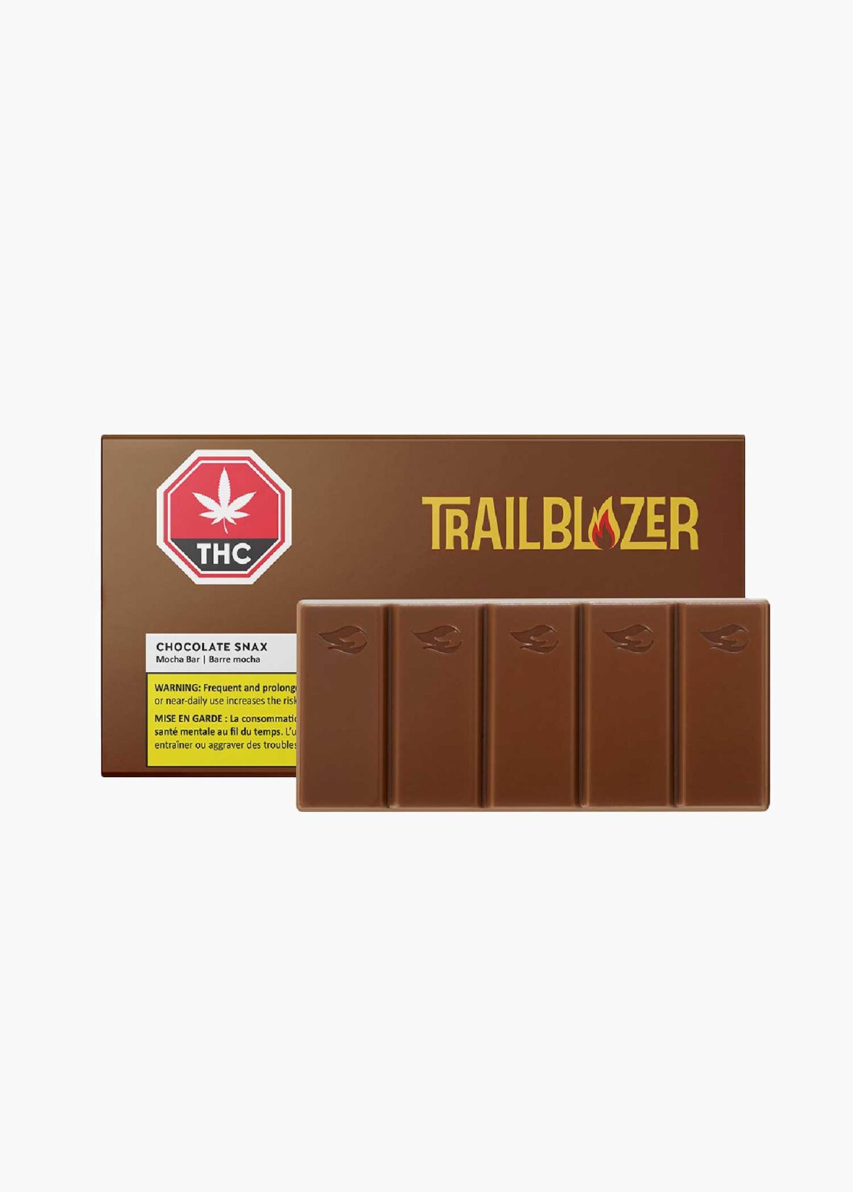 Trailblazer 'Chocolate Snax' Mocha Bar