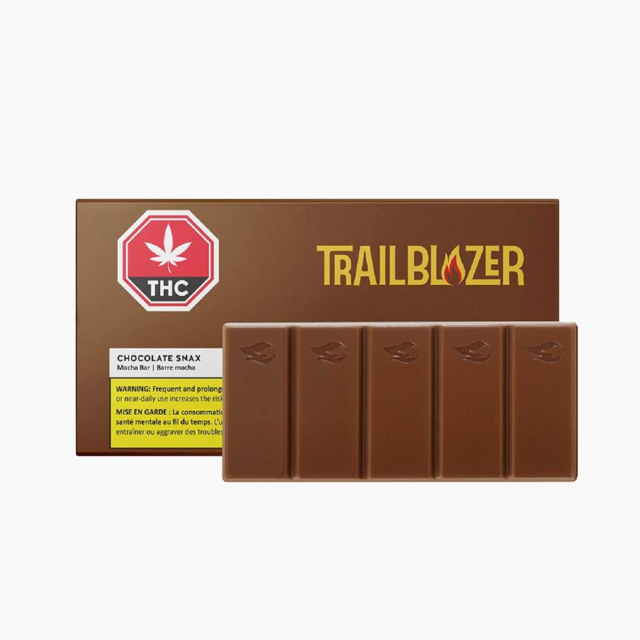 Trailblazer Chocolate Snax Mocha Bar