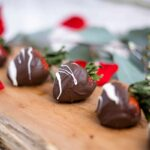 THC Chocolate Covered Strawberries
