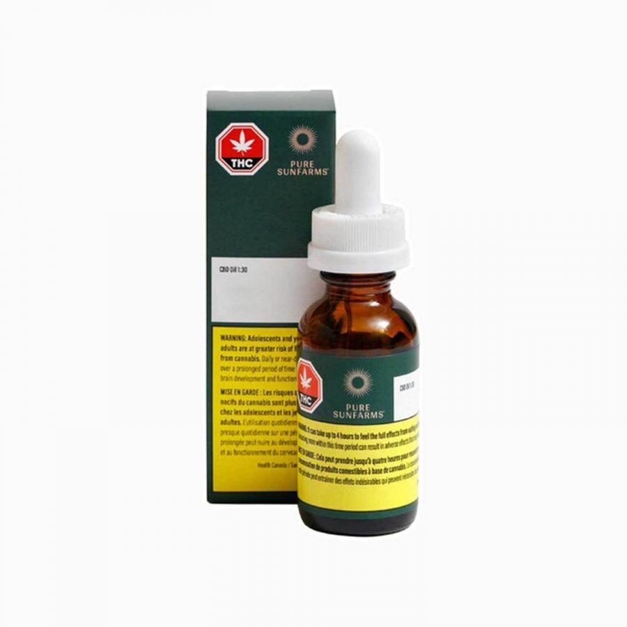 Pure Sunfarms CBD Oil