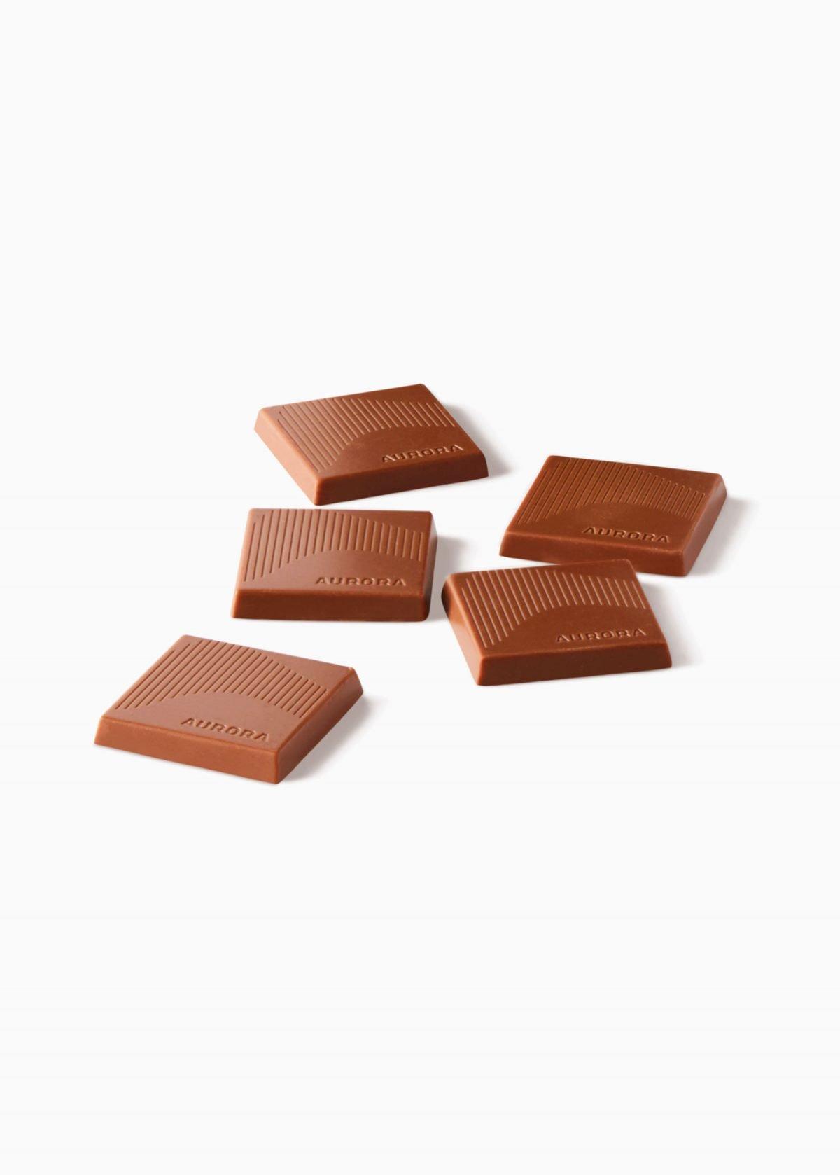 Aurora Drift Sea Salt & Caramel Milk Chocolate