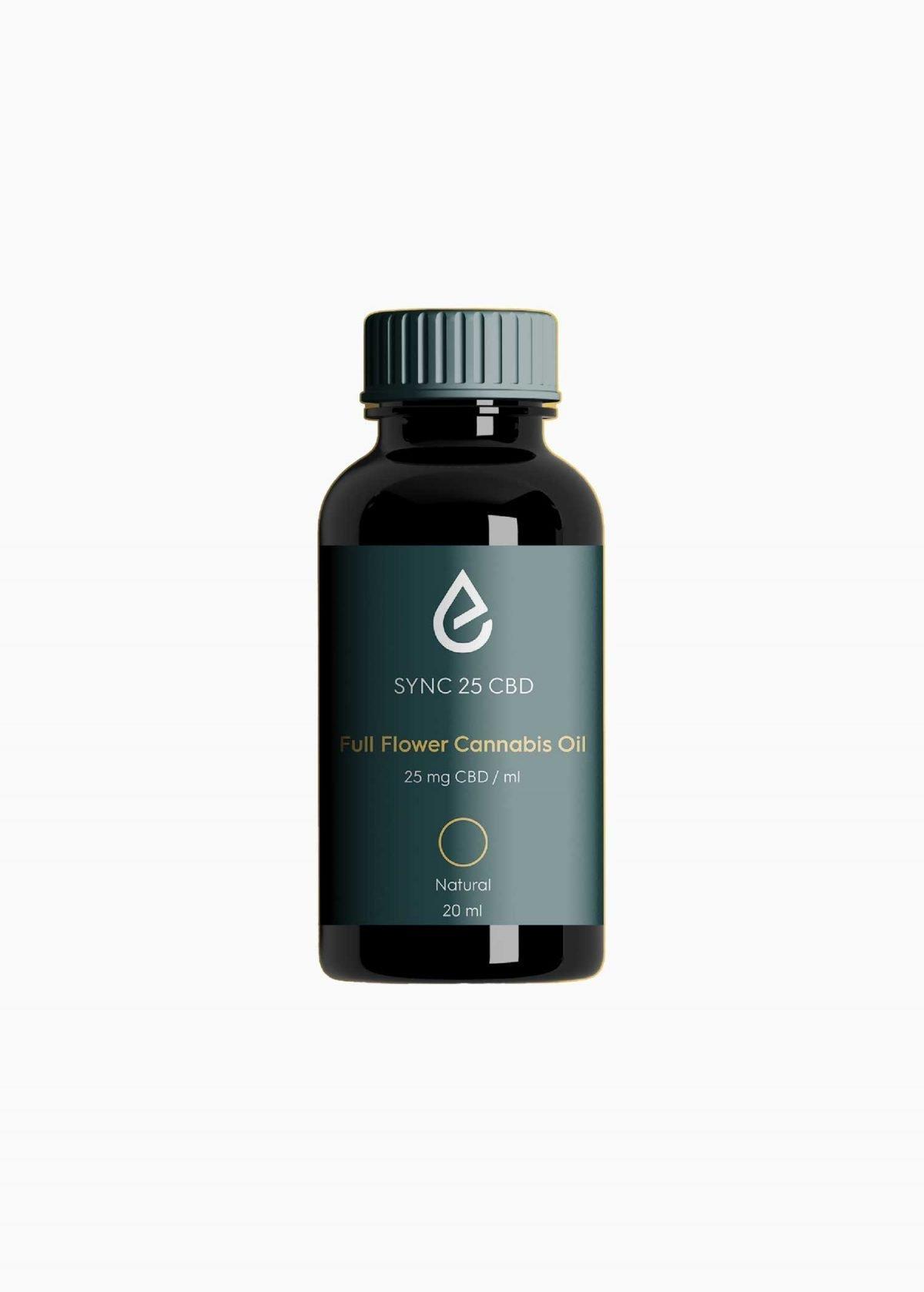 Emerald Health Therapeutics Sync 25 CBD Oil