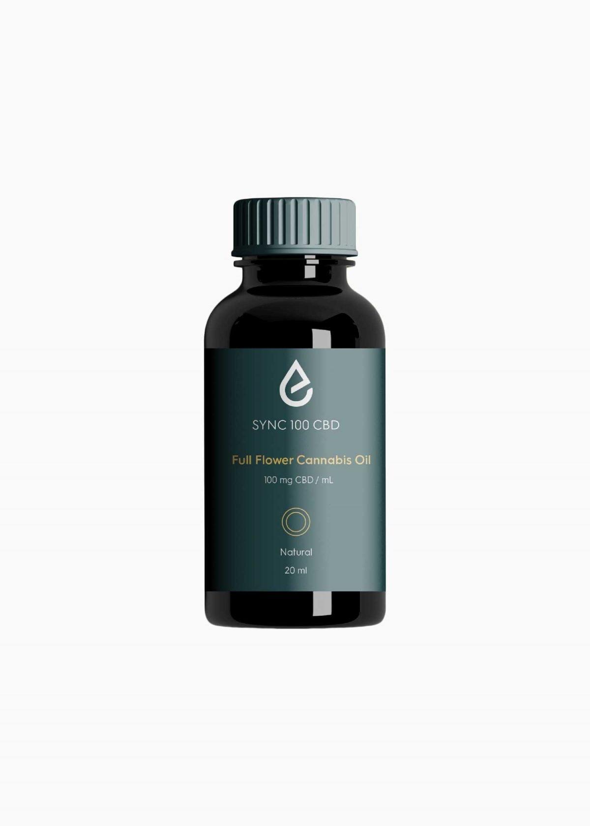 Emerald Sync 100 CBD Oil