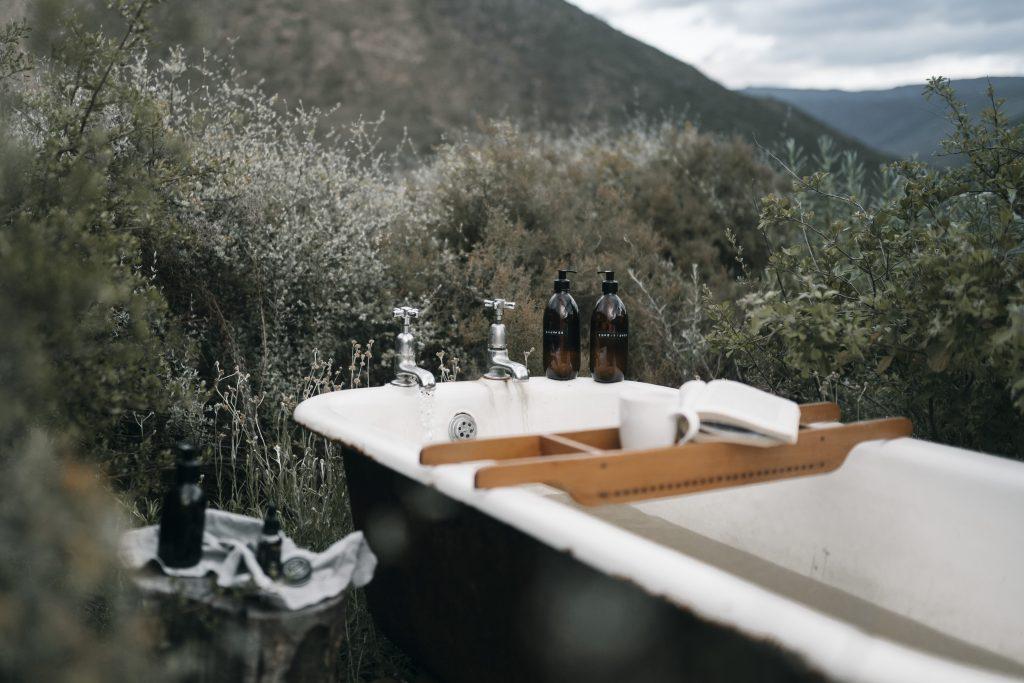 CBD THC Bathtime Products