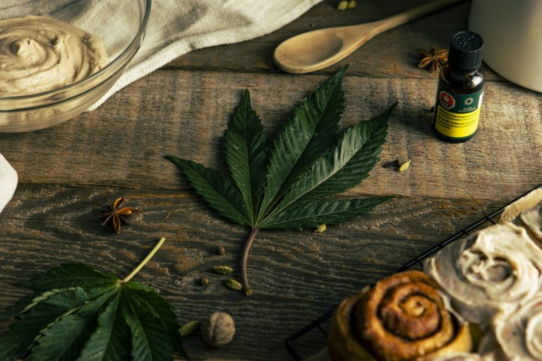Decarboxylating Cannabis
